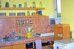 Kitchenette pour les h�tes de l'Ecole Buissonni�re